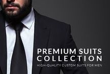 Premium Suits Collection / High- Quality Custom Suits for Men