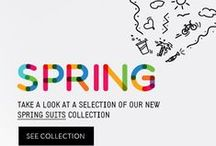 Spring Suits Collection / 2015 Spring Collection