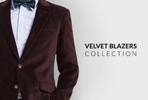 Velvet Blazers Collection / Blazer's collection