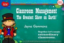 Classroom Management Workshop / If you attended my Classroom Management Workshop, this board is for you!