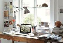 Huset: Arbetsrummet