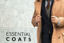 Essential Coats / Discover our Essential Coats Collection. A fantastic long-term addition to a well curated wardrobe. Brighten up your winter wardrobe