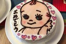 Food & Cake Decoration / 凄い!