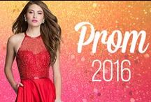 Prom 2016: Sherri Hill / Your Favorite Designer's FAB Prom 2016 Collection - Only At PromGirl.com! <3