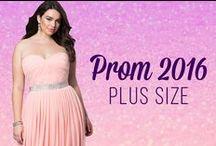 Plus Size Prom Dresses / Shop PromGirl.com For Picture Perfect Plus Size Dresses!