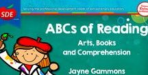 ABCs of Reading Workshop / If you attended my workshop about Arts + Books + Comprehension strategies, then this board is for you!