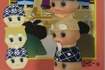 Regional Kewpie - North Kanto - / ご当地キューピー【北関東】のコレクションです。