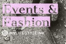 Events & Fashion / What's New on The Fashion Scene?
