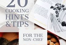 Cooking Hints and Tips