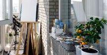 Дизайн плитки балкона и лоджии