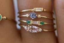 collares y anillos