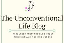 The Unconventional Life Blog / New blog posts from my website on living and working abroad