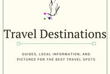 Travel Destinations / Information and guides about different travel Destinations