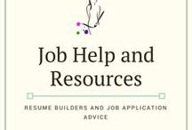 Job Help and Resources