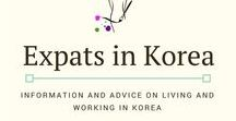 Expats in Korea / Information and advice for living and working in korea. #Korealife #korealiving #travelandwork #workabroad #korea