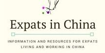 Expats in China / Information, advice, and travel tips for living and teaching/working in China. #China #workinchina #travelandwork #teachinchina #travelinchina #chinatravel
