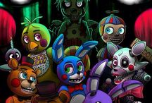 Five Night's at fraddys