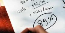 How to Budget / Make a budget. How to Budget. How to organize a budget.  www.growtoretire.com