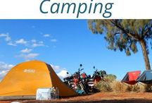 Freedom Camping / Hints, #traveltips and #travelhacks for #camping for #free in the wild! Articles and inspiration to get you travelling cheaper. #Together.