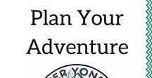 Plan Your Adventure / How to's, tips and tricks to plan your adventure. Your way! Adventure. Together