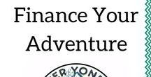 Finance Your Adventure - Couple Adventures / Finance and budgeting tips, hints and hacks to get couples adventuring sooner and keeping you on the road, longer. Adventure. Together.