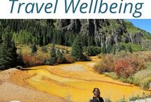 Wellbeing for the Adventure Traveller / Tips, #travelhacks and insights into your #health and #wellbeing (physical, psychological, emotional) during your #travels and after you return home. Make the most out of your #adventures by maintaining your wellbeing!