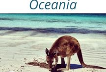 Destination: Australia / Everything you need to know about #oceania including #Australia #NewZealand and the #Pacific. #Planning, destinations, tips, tricks and hacks to get the most out of your adventures in Oceania.