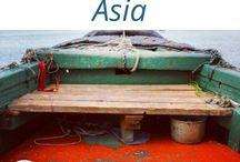 Destination: Asia / #traveltips, tricks, #travelhacks and destination guides for all your #Asia #travel #plans