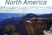 Destination: North America / Everything you need to know about travelling to #NorthAmerica including #America, #Canada, #Mexico and the rest of #CentralAmerica