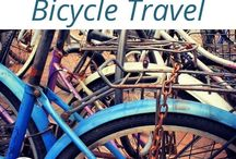 Travel on a Bicycle / If you have ever wanted to travel on a #bicycle this board is for you. #traveltips, tricks, guides and #travelhacks on #cycling anywhere you want to go. #rtw