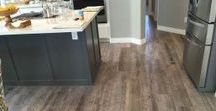 2017 Wood Flooring Trends / Looking for the latest flooring trends? We'll discuss popular flooring materials, stains and colors for your next flooring remodel. Read more about these trends at floors4youaz.com/2017-wood-flooring-trends.