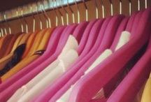 The dressing room / A place to share the details of my dressing room  #walkingincloset #closet #dressingroom #wardrobe #organization #hangers #closets #standmirriors