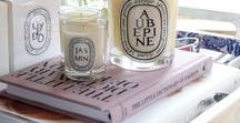 Candles / Luxury candles  #candle #diptyque #candles #girly #romantic