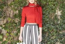 Fashion Stripes and Pattern / Wear striped clothes and earn fashion stripes. How to wear stripes. #stripped #striped #stripes #fashion #ootd #outfits #howto