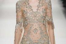 Lace / Lacey clothes  #lace #lacedress #fashionlace #frenchlace #crochetedlace #needlelace #chantillylace #lillelace #slovenianlace #idrijalace #macramelace