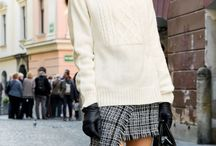 Checks & Balances / How to style plaid and checked print  #plaid #plaidblazer #checks #prints #print #fashion #outfits