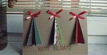 Kartki bożonarodzeniowe DIY/ Саморобні листівки на Різдво / Ciekawe pomysły na świąteczne kartki. Inspirowałam się innymi pinami, ale zrobiłam je trochę po- swojemu. Czyli tak, jak lubię. *****Цікаві ідеї на листівки. Я їх знайшла у інших користувачів, але зробила по своєму.