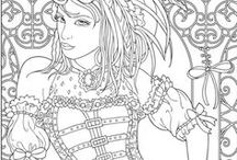 Coloring Book - Steampunk