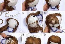crochet - tipps and tricks / crocheting little helping things