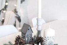 Déco Table Noël Argent