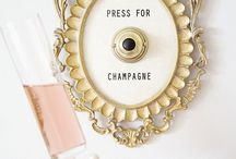 Champagne Please! / Just for the Love of the Sparkle, Cocktails and Drinks With Champagne, Cava, Prosecco... Diy - Cocktail - Recipes: Ideas for Champagne Cocktails and Drinks. Get Inspired to Try Out These Homemade Cocktails When Entertaining Your Guests.