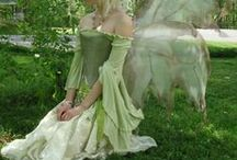 Fairy Things / Some of my bestest friends are of the fae...
