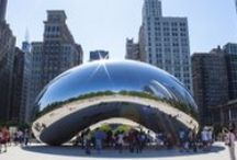 Love My Hometown: Chicago / For me, there's no place in the world as wonderful as my hometown and birthplace, Chicago.  Chicago is a multicultural melting pot that has it all, from a vast array of ethnic foods to cultural venues of every type to great sports teams and so much more...it's my kind of town!