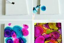 art ideas. / by Rachel Baldwin