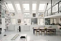 Dream studio-work area / by Ana Gómez-O