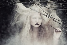 Halloween Trickery / Halloween costumes and makeup to send a chill up your spine. / by Kasia Kowalczyk