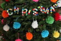 Christmas Ideas / Easy Christmas Crafts - Simple DIY Holiday Craft Ideas & Projects for Kids.