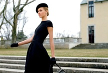 Back in Black / Little black dresses and more... / by Kasia Kowalczyk