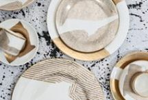 Kelly's China / There are few things that complete a space as perfectly as fine china. And we decided to create ours with Pickard, America's oldest fine china maker and the official purveyor of fine dinnerwear for The White House. Each of our formal patterns is made in the U.S. from fine porcelain and features hand-applied metallic silk gold and platinum accents that mimic our love of all things both raw and refined.  / by Kelly Wearstler