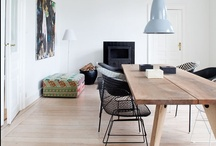 Scandi Love / Inspirational colours and pieces from Scandinavia